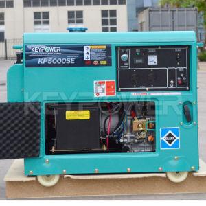 ガソリン発電機AC 3発電機セット