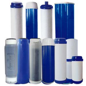 Calcio líquido del cartucho de filtro de agua Agua Mineral.
