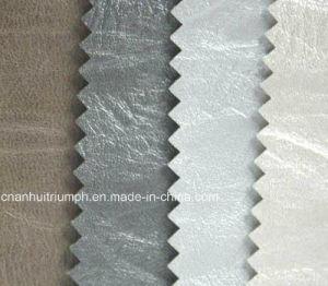 Colorido brilhante couro Calçado de PVC