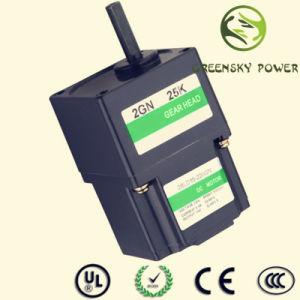 10W ~ 40W 60W~400W Voltaje diferente motor dc sin escobillas