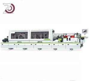 O PVC automática da Madeira arredondamento de cantos de corte final Orladora a máquina