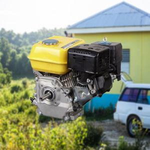 공기에 의하여 냉각되는 196cc 6.5 HP 전기 시작 가솔린 엔진 (gx200)