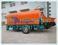 Hbts80-16-110 110kw électrique de pompe à béton