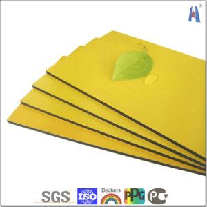4mm Revêtement PVDF pliables ACP de base en plastique