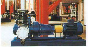 Colfax Allweiler Drei-Schraube Pumpe
