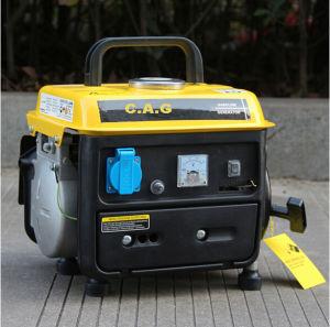 Aprobación CE Portátil Generador de gasolina de 650W (TG950)