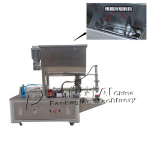 Semi-automático Caviar/frutas máquina de enchimento de atolamento