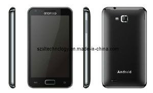 Android Market 4.0 Celular Mtk6577 4.3 toque capacitivo GPS Screenwifi+Agps Smart Phone