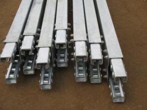 Estructura de acero galvanizado de inmersión en caliente