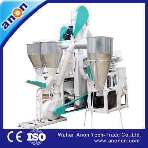 Помощью контроллеров завершить в сочетании рисообдирочная машина завод производства риса машины