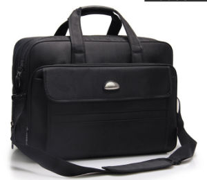 大きい容量の出張旅行のラップトップ・コンピュータのノートのブリーフケース袋(CY6602)
