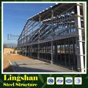 前設計されたCの母屋の鋼鉄構築中国製