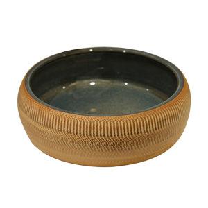 Porcelana antigua nave de hierro rustes sumideros con tratamiento superficial (3070B-R).