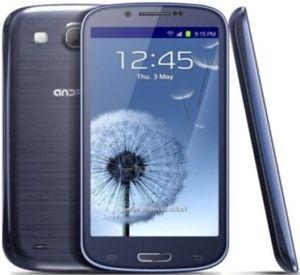 Com núcleo duplo 1,2 g 4,7 polegadas Qhd 960*540 WCDMA cartão duplo SIM GPS WiFi Telefone móvel