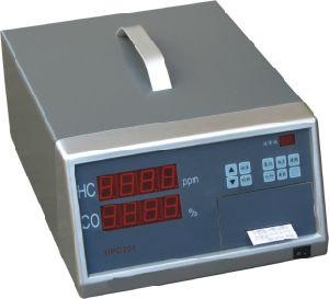 Дешевые цены автомобиля газовый анализатор выхлопных газов автомобилей с бензиновым двигателем для дизельных двигателей (НС, CO, NOx)