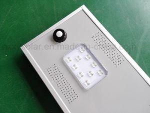 Fabrik 6W-120W integrierte alle in einem Solarstraßenlaterne-LED Garten-Licht