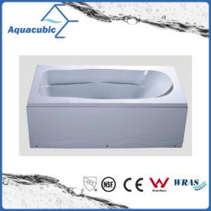 Rectángulo de la Junta de ABS en color blanco, bañera de masaje (AB0820A)