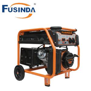 5kw/5kVA/4 치기 세륨 (188FD)를 가진 휴대용 가솔린 또는 휘발유 발전기