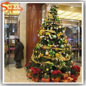 2015 Venda Quente Metal Artificial decorativa Árvore de Natal