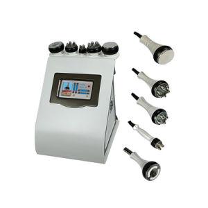 5 en 1 de RF la cavitación ultrasónica de vacío de la máquina de adelgazamiento cuerpo