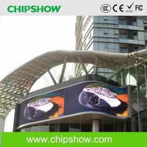 Haute luminosité Chipshow Outdoor AK10S Affichage LED de la publicité