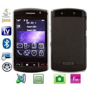 Viererkabel-Band-Telefon 9500 mit Java u. Bluetooth FM Funktions-Telefon