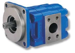Permco P3100 High Pressure Gear Pumps e Motors