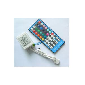 IR 40 Tira de LED RGBW Chave Controlador Remoto