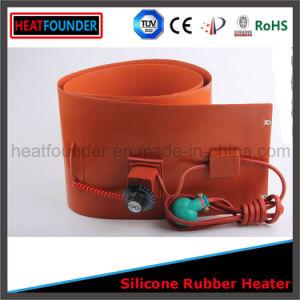 Personalizado de alta calidad Electric calentador de caucho de silicona