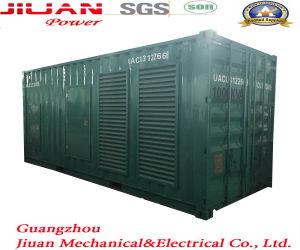 Fabbrica di Guangzhou da vendere il generatore silenzioso del diesel di energia elettrica di prezzi 800kw 1000kVA