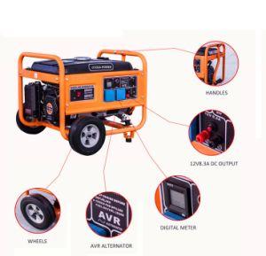 2.7Kw generador de gasolina con EDTA
