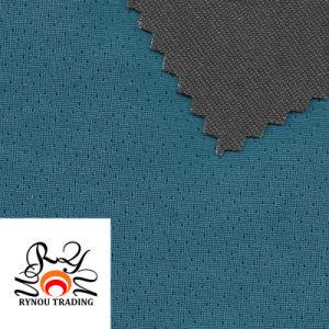 Antimicrobiana de intertravamento de malha Jacquard Tecido de tricotar