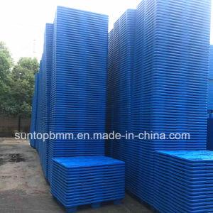 De HDPE Nove pés Bandeja de plástico reciclado