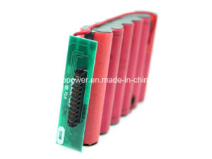 12Ah 18650 LiFePO4 Li-ione Rechargeable Battery