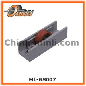 Puleggia di alluminio del rullo per il portello e la finestra (ML-GS004)