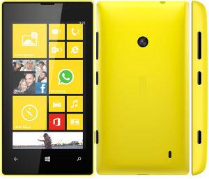 Original para Nokia Lumia 520 Dual Core Windows Phone