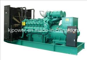 Marathon Alternatorの750kVA米国Googol Electric Diesel Generator