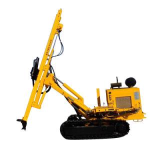 Type de véhicule à chenilles de haute qualité machine de forage de trou hydraulique vers le bas