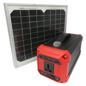 格子300W充満のための携帯用太陽エネルギー端末の太陽発電機を離れて