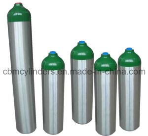 Pt1975 do cilindro de oxigênio de alumínio: 4.6L (ME-size)