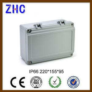 150*64*37 mm IP66 prueba de explosión de metal de fundición de aluminio Mini caja de empalmes