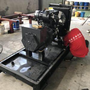 공장 직접 공급 방음 디젤 엔진 발전기