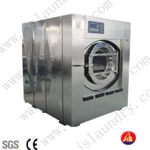 호텔 세탁물 상점과 병원을%s 산업 상업적인 세탁물 세탁기 갈퀴 장비 30kgs 50kgs 100kgs