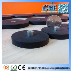 Резиновое покрытие Pot магнита