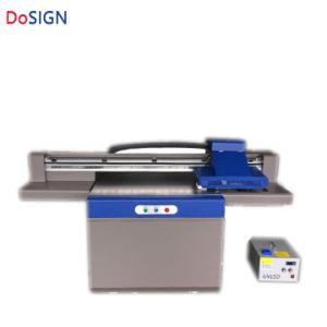 3 Piezas dx8 LED UV del cabezal de impresión directa a impresora de sustrato