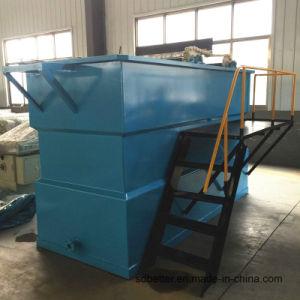 Машины флотационные воздуха по очистке сточных вод Clarifier Устройства водоподготовки