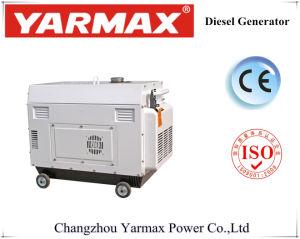 generatore diesel silenzioso di inizio elettrico 5.5kVA