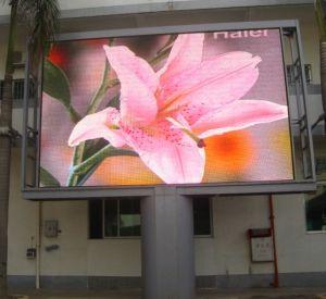 P10 Clear Video écran LED de plein air flexible