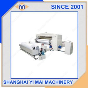 Ym86c-180 Автоматическая бумага, пленка, покрытие и герметичность стороны машины на 2 слоя ткани