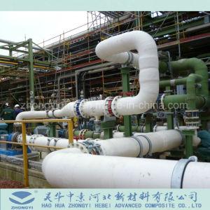高圧および防蝕FRP GRPのガラス繊維の管